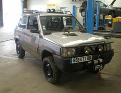 for Panda 4x4 sisley off road