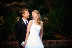 mount vernon event center golden colorado summer wedding laughing bride and groom