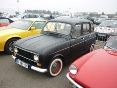 Bildergebnis für renault 4l custom Hot Cars, Jdm, Old School, Vehicles, Garage, Artwork, Style, Cars, Renault 4