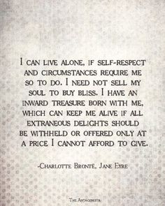 Jane Eyre quote