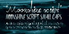 FT Moonshine Script™ - Webfont & Desktop font « MyFonts