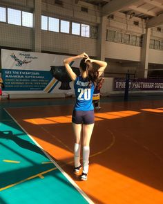 """41.8k Likes, 419 Comments - Altynbekova Sabina (@altynbekova_20) on Instagram: """"After training, work hard every day and dreams will come true. 💙"""""""