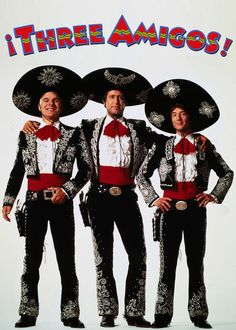 ¡Three Amigos! -