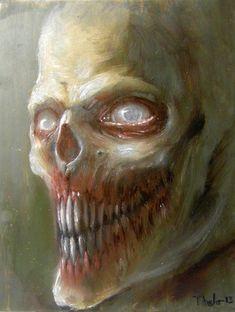 Small_Zombie_Oil by RamenRamen on deviantART