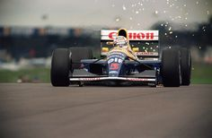 Nigel Mansell Williams - Renault Silverstone 1991