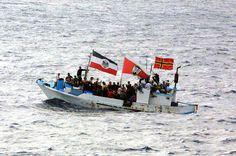Der Postillon: Nazis rächen sich an Flüchtlingen, indem sie nach Syrien fliehen