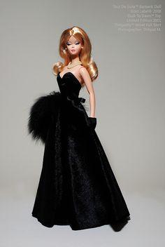 Velvet Silkstone Barbie | Flickr - Photo Sharing!