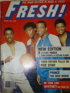 NE cover of FRESH Magazine