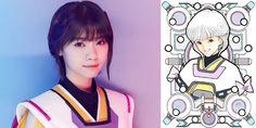 Den'ei Shōjo ~Video Girl Ai 2018~ Nanase Nishino è Ai Amano, foto - Sw Tweens