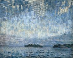 "igormaglica: ""Alexander Young Jackson Evening, Georgian Bay, ca. oil on canvas, x 41 cm "" Group Of Seven Artists, Group Of Seven Paintings, Canadian Painters, Canadian Artists, Tom Thomson Paintings, Inuit Art, Of Montreal, Canada, Sunset Art"