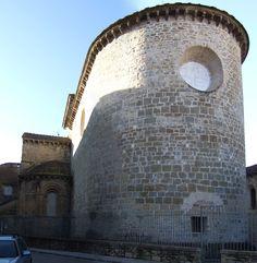 Catedral de Jaca. Cabecera.