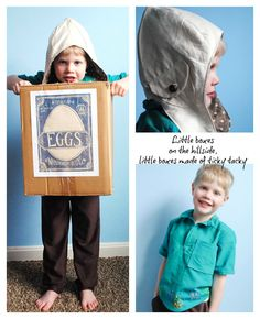 Boy, Oh Boy, Oh Boy Crafts: Sew In Tune: Little Boxes