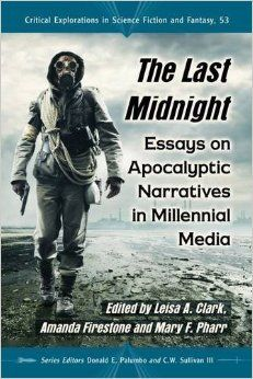 Clark, Firestone, and Pharr edit a collection of essays focusing on apocalyptic narratives in millennial media. Essays stem from diverse scholarly disciplines and textual examples.