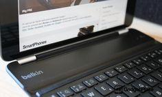 Belkin Fastfit fürs iPad mini - Tastatur und Schutz in einem. http://gadgetplaza.ch/zubehoer/9629/belkin-fastfit-furs-ipad-mini