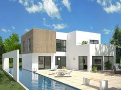 Bau mein Haus Fertighaus - Fertighaus Bauhaus 174