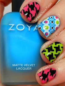 Let them have Polish!: nail stamping