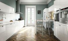 Image result for white kitchen