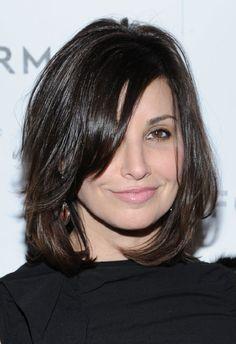 Gina Gershon Bob hairstyle! Love this!!!