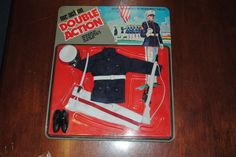 """MR ACTION MAN LJN TOYS 1970 OUTFIT """" DRESS MARINE / CADET """" MOC in Toys & Games, Action Figures, Military & Adventure 