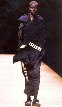 """ Yohji Yamamoto A/W 2001 """