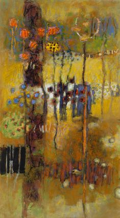 Rick Stevens Art - Inherent Patterns pastel on paper Rick Stevens, Oil Painting Abstract, Encaustic Painting, Texture Art, Contemporary Paintings, Abstract Landscape, Abstract Expressionism, Painting Inspiration, Art Pictures