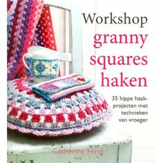 Workshop granny square haken. #haken #grannysquare
