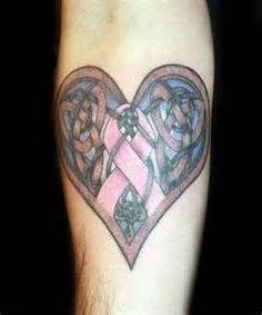 Replacing mastectomy scars with tattoos mastectomy for Nipple tattoo heart