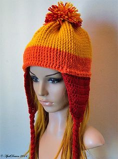 Ravelry: Jayne Cobb Inspired Hat pattern by April Draven