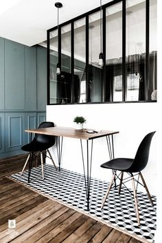 3 European Designers Who are Getting the Dramatic, Moody Look Just Right | Apartment Therapy