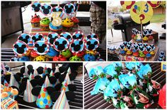 Mickey Mouse Clubhouse Birthday!