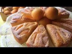 Torta alle albicocche leggera (senza glutine) - TUTTI A TAVOLA