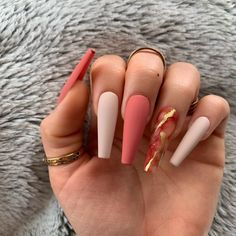 creds to nailbaela on ig 📸 Cute Acrylic Nail Designs, Simple Acrylic Nails, Summer Acrylic Nails, Dope Nail Designs, Fall Nail Designs, Pastel Nails, Summer Nails, Art Designs, Design Ideas