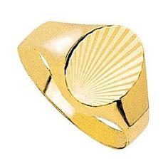 CHEVALIÈRE HOMME : Chevalière Or jaune, Bijoux homme 3.32 grammes - Princesse Diamants. http://www.princessediamants.com/article-chevaliere-homme-or-jaune-2-65-grs-748.htm
