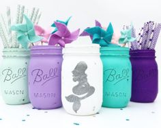 Under the Sea Party Decorations, Mermaid Birthday Decorations, Mermaid Party Decor, Mermaid First Birthday, Mermaid Baby Shower Decorations Mermaid Baby Shower Decorations, Mermaid Baby Showers, Baby Mermaid, Baby Shower Centerpieces, Party Centerpieces, Mermaid Pool, Ariel Mermaid, Party Hard, Party Time