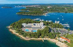 Hotel Laguna Parentium #Porec #Croatia Porec Croatia, Wellness Center, Time Of The Year, River, Outdoor, Croatia, Outdoors, Outdoor Games, The Great Outdoors
