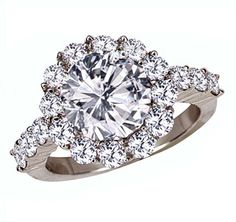 Engagement Rings: 35 of the Shiniest, Blingiest and Most Glam Diamond Rings We've Seen in Years: Glamour.com