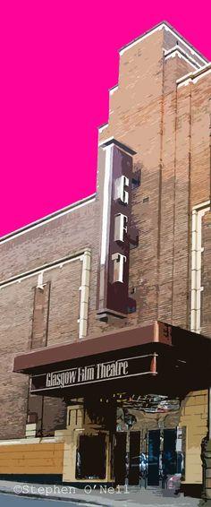 Glasgow Film Theatre, Glasgow, Scotland