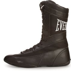 Everlast Hydrolast Hi Top Boxing Boots Boxing MMA Shoes Training | eBay