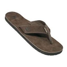 """Yes, these are men's.  But I've always wanted a pair of those leather """"canoe paddle"""" sandals, and I found a pair that fit.  So I wear them.  And I like them.  And they don't make me feel like a dude.  Well, maybe a little bit.  A dude with boobs, perhaps.  Oh wait, that didn't come out right at all..."""