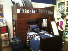 Cool Bunk Bed for Boys Room