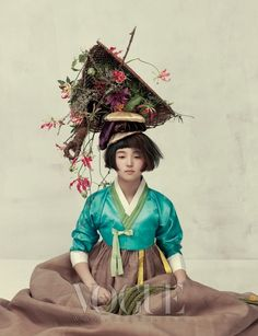 Forum » Vogue Korea - hanbok picture dump » My Asian Fashion:::Your favorite Asian Fashion community online.