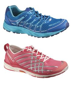 Merrell Shoes Introduces M-Connect Minimalist Running Shoes - Shape Magazine
