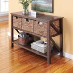 Linon Anna Console Table