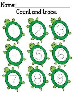 FREE Yertle the Turtle Printables