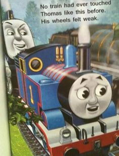 113 Best Thomas the Tank Engine Memes images | Funny memes, Funny