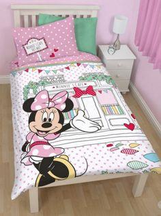 Παιδική Παπλωματοθήκη MINNIE Η Μίνι του Disney Σετ - www.memoirs.gr