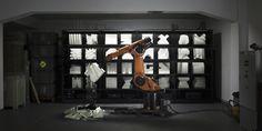 Robochop : piloter des robots d'usine via Internet