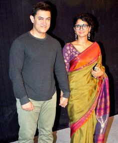 Aamir Khan at Star Parivaar Awards 2014