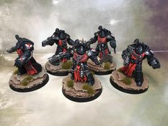 Brother Captain Kane — Dark Angels by Benjamin Greaves. Warhammer Models, Warhammer 40000, Dark Angels 40k, Fallen Angels, Legion Characters, The Horus Heresy, Deathwatch, Imperial Fist, Space Wolves