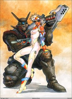 Masamune Shirow Art 35.jpg